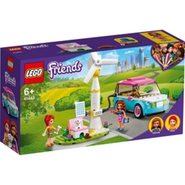 Byggklossar LEGO Friends Olivias elbil 41443 för 199 kr