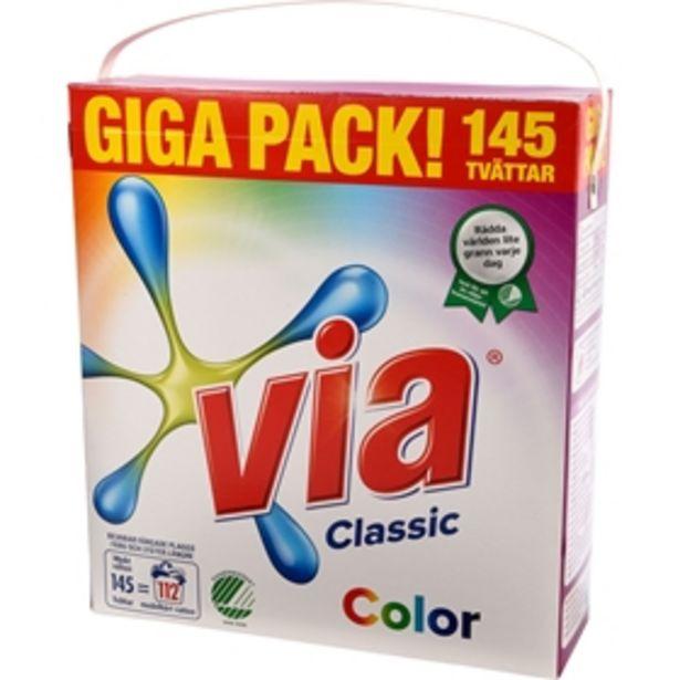 Tvättmedel Via Color för 135 kr