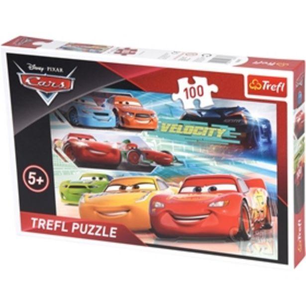 Pussel Disney Pixar Cars 3 för 69 kr