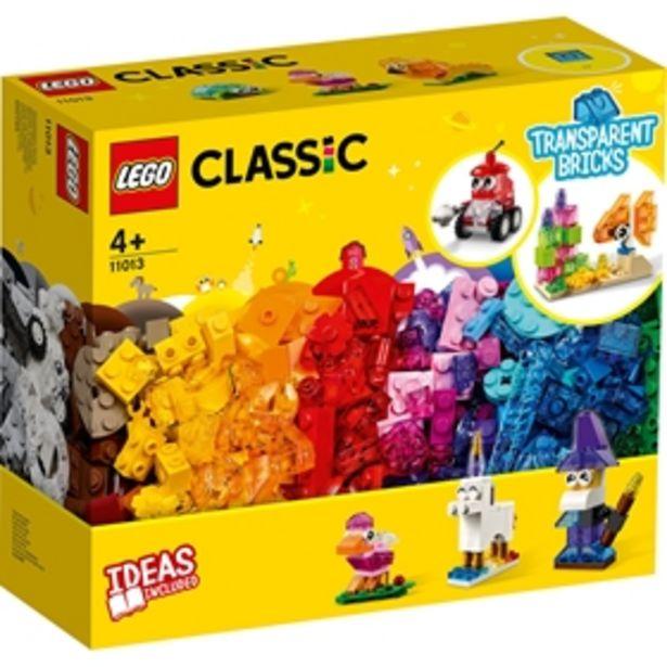 Byggklossar LEGO Classic för 399 kr