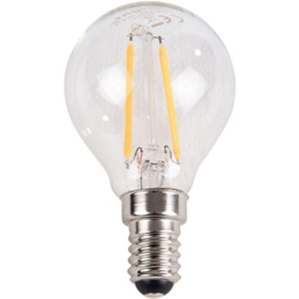 LED-lampa E14 Bright för 40 kr