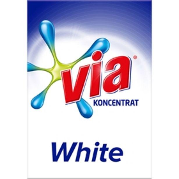 Tvättmedel Via White för 59 kr