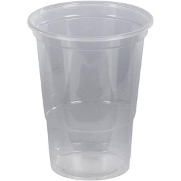 Engångsglas för 19 kr