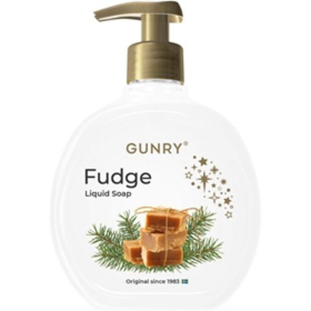 Flytande tvål Gunry Fudge för 10 kr