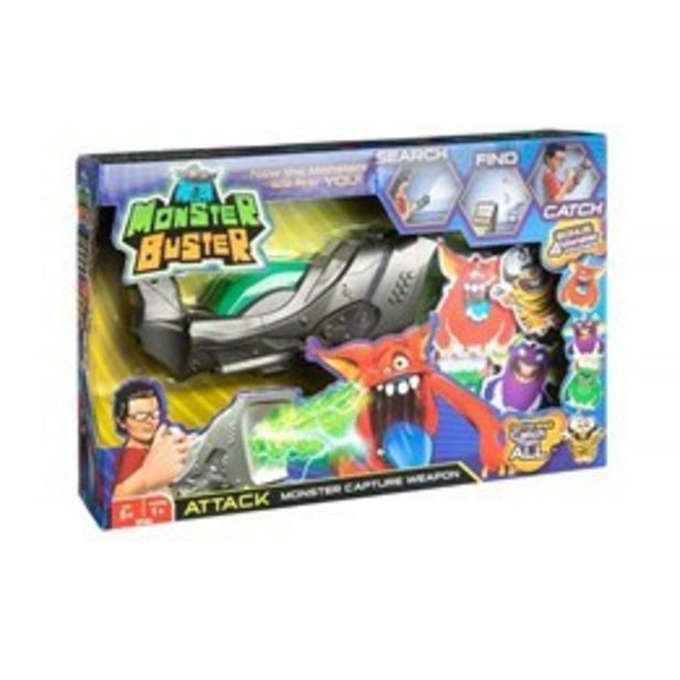 Monster Buster för 349 kr