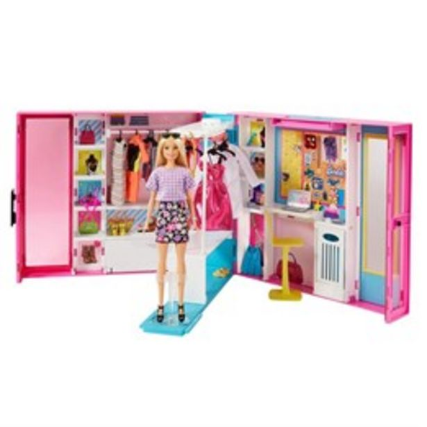 Barbie, Drömgarderob för 1299 kr