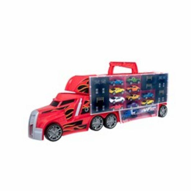 Teamsterz, Stunt Transport med 10 småbilar för 499 kr