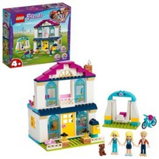 LEGO Friends 41398, 4+ Stephanies hus för 399 kr