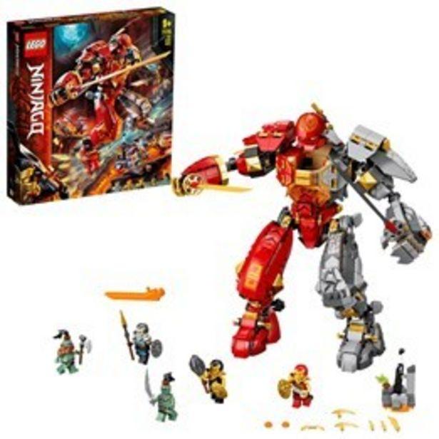 LEGO Ninjago 71720, Eldstensrobot för 699 kr