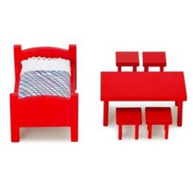 Pippi, Möbelset för 179 kr