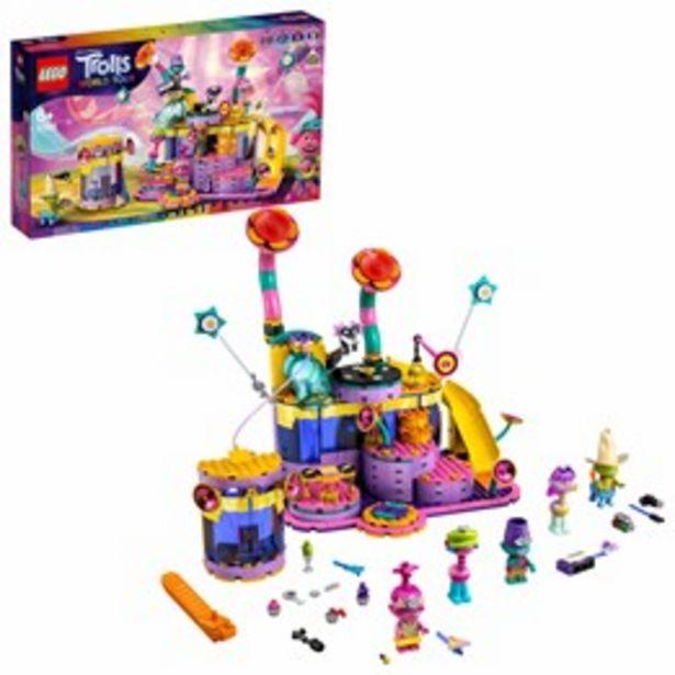 LEGO Trolls 41258, Konsert i Vibe City för 524 kr