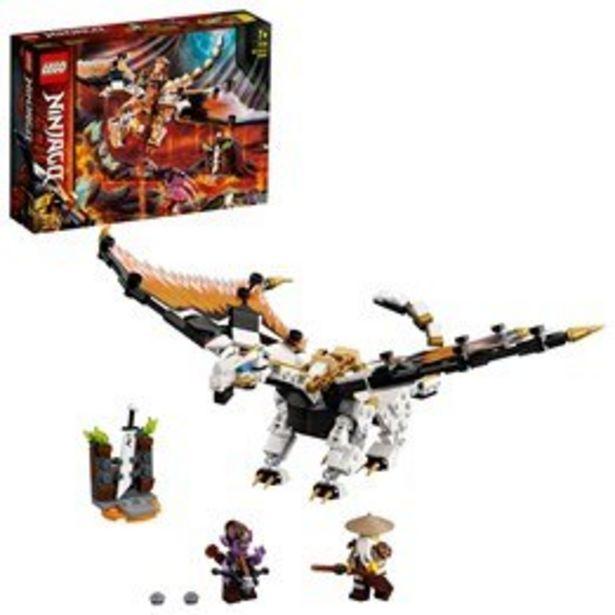 LEGO Ninjago 71718, Wus stridsdrake för 259 kr