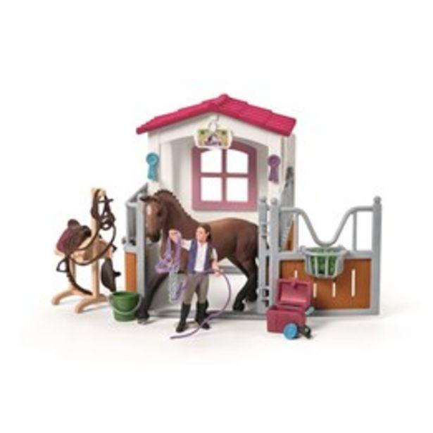 Schleich, Wash area with Horse stall för 599 kr