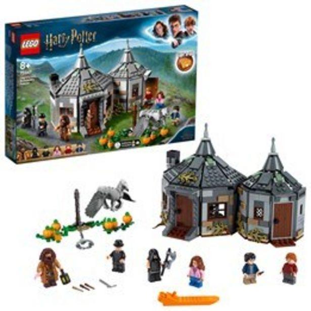 LEGO Harry Potter 75947, Hagrids stuga: Rädda Vingfåle för 599 kr