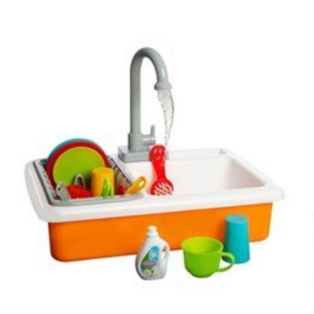 PAP, Köksvask med rinnande vatten för 399 kr