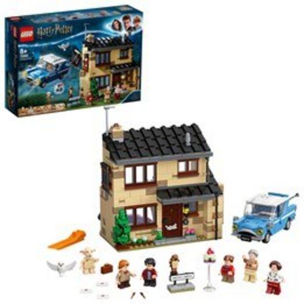 LEGO Harry Potter 75968, Privet Drive 4 för 649 kr