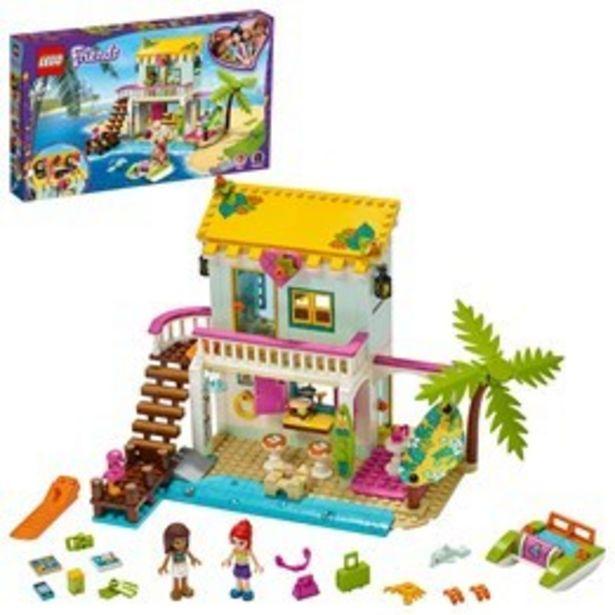 LEGO Friends 41428, Strandhus för 499 kr