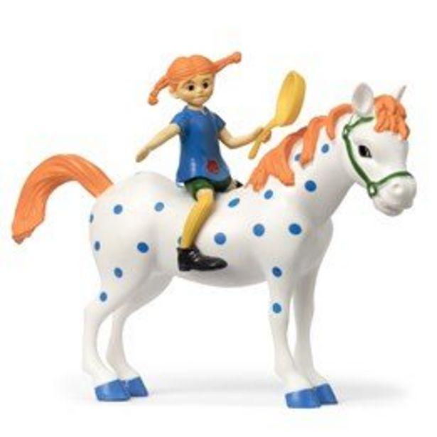 Pippi Långstrump - Pippi och Lilla Gubben figurset för 179 kr