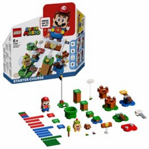 LEGO Super Mario 71360, Äventyr med Mario – Startbana för 649 kr