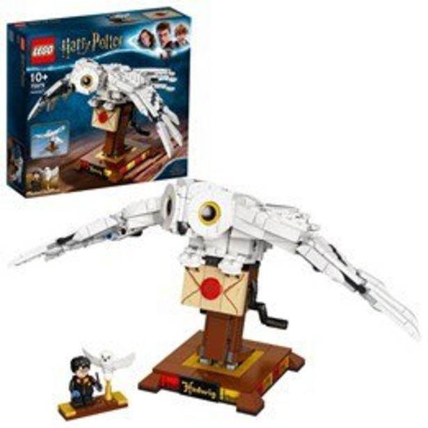 LEGO Harry Potter 75979, Hedwig för 399 kr