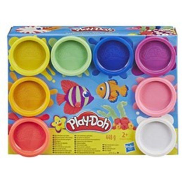 Play Doh, 8-pack, Regnbåge för 99 kr