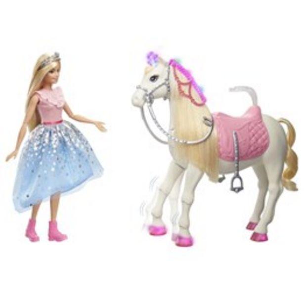 Barbie, Prinsessäventyr med häst för 1299 kr