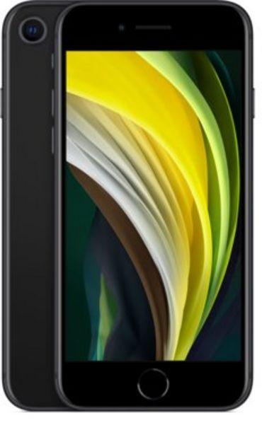Apple iPhone SE (64GB) Svart för 5290 kr