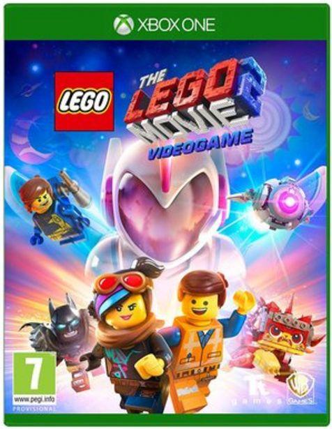 LEGO The Movie 2 - Videogame - Xbox One - BF20 för 169 kr