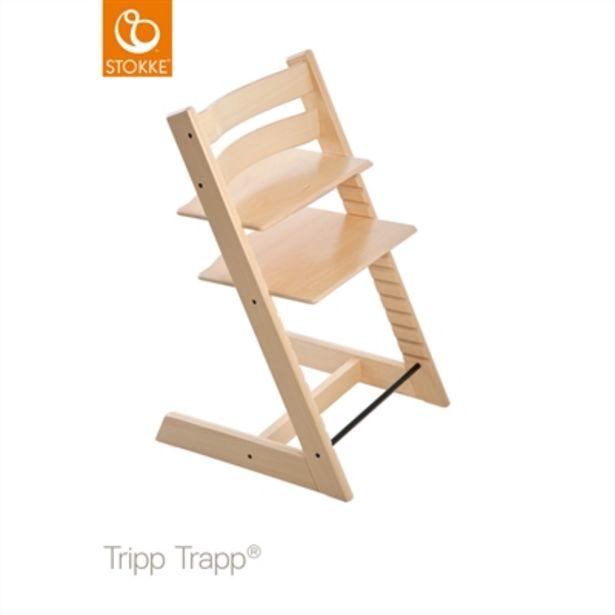 Stokke® Tripp Trapp Stol Natur för 1999 kr