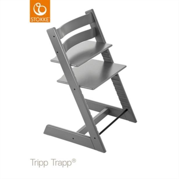 Stokke® Tripp Trapp Stol Storm Grey Inkl Gravering för 1999 kr