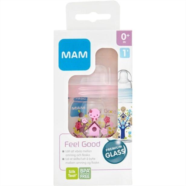 Mam Glass Bottle 170 Ml för 129 kr
