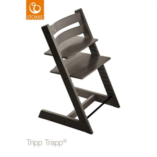 Stokke® Tripp Trapp Stol Hazy Grey för 1999 kr