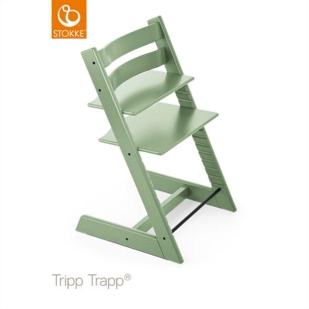 Stokke® Tripp Trapp Stol Moss Green för 1999 kr