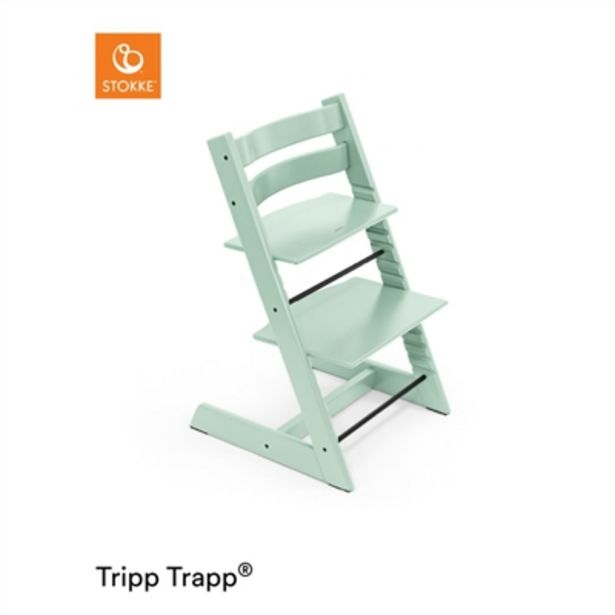 Stokke® Tripp Trapp Stol Soft Mint för 1999 kr