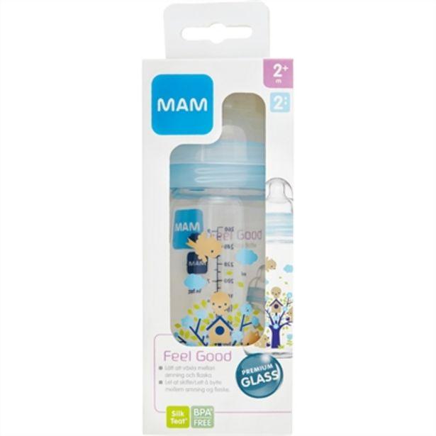 Mam Glass Bottle 260 Ml för 149 kr