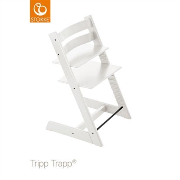 Stokke® Tripp Trapp Stol Vit för 1999 kr