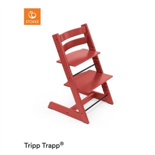 Stokke® Tripp Trapp Stol Warm Red för 1999 kr