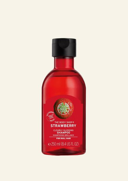 Strawberry Clearly Glossing Shampoo för 95 kr