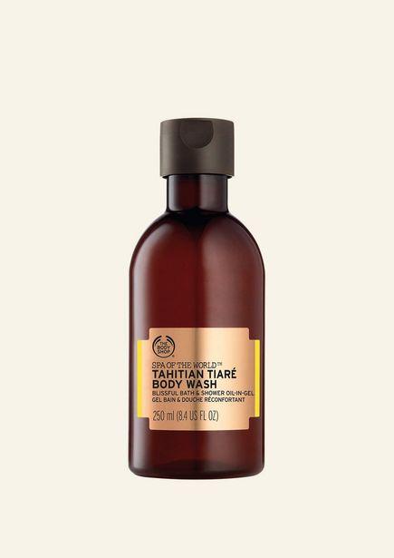 Spa of the World™ Tahitian Tiaré Bath & Shower Oil-In-Gel för 95 kr