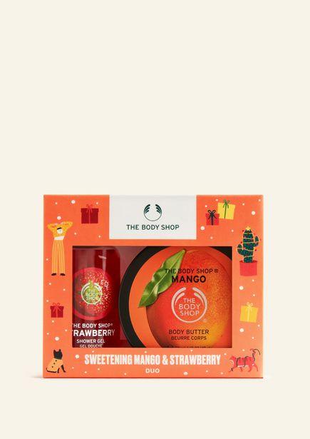 Sweet Mango & Strawberry Duo för 42,5 kr