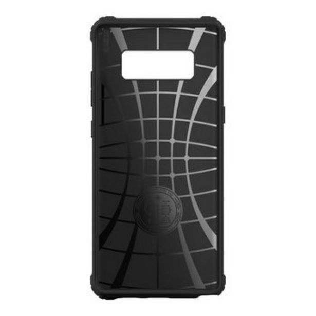 Galaxy Note8 Case Rugged Armor Extra - Svart för 9 kr