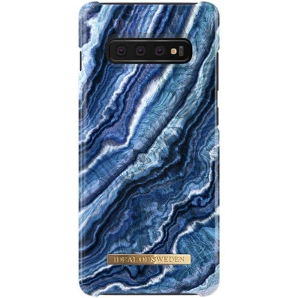 Fashion Case Samsung Galaxy S10+ - Indigo Swirl för 299 kr