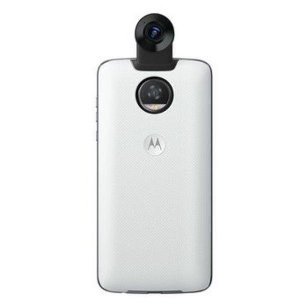 Moto Mods 360-kamera för 890 kr