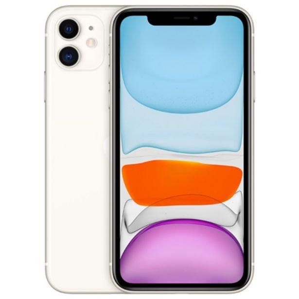 IPhone 11 64GB - Vit (demo) för 5999 kr