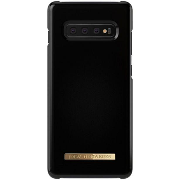 Fashion Case Samsung Galaxy S10+ - Matt Svart för 299 kr