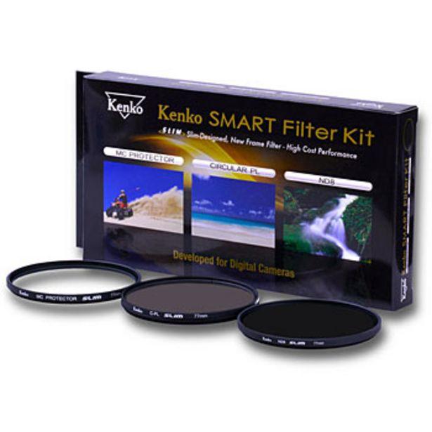 Smart filterset 67mm (3 st olika filter) för 599 kr