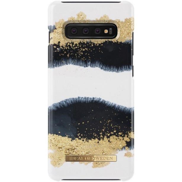 Fashion Case Samsung Galaxy S10+ - Gleaming Licorice för 299 kr