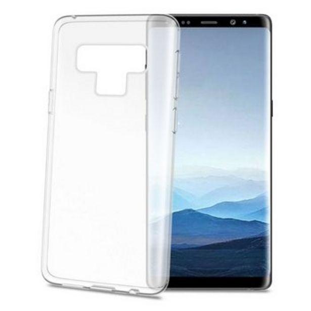 Gelskin TPU Samsung Galaxy Note 9 - Transparent för 99 kr