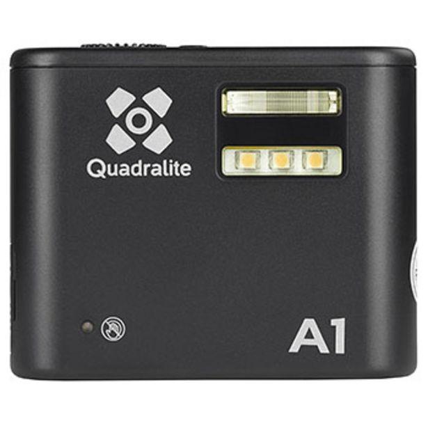 A1 blixtstyrning för mobiltelefon, med integrerad blixt/LED för 499 kr