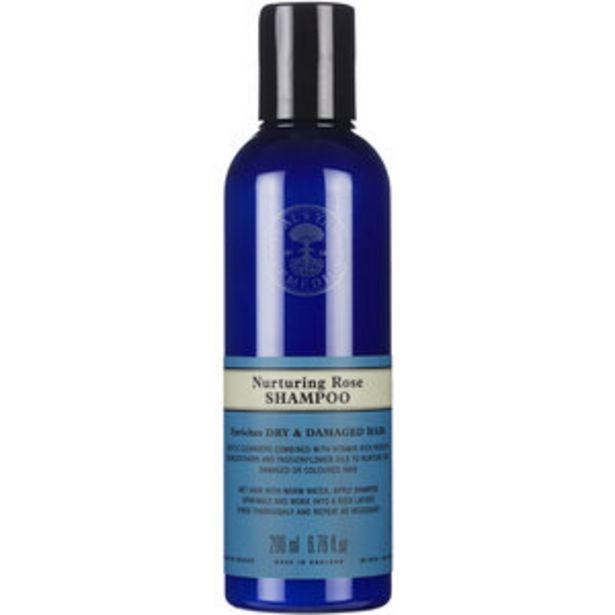 Nurturing Rose Shampoo, 200ml för 179 kr